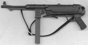 MP 40 links