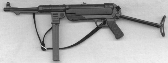 MP 40 gross
